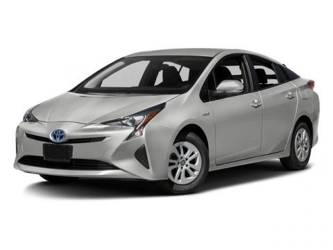 Certified Pre-Owned 2016 Toyota Prius Three With Navigation
