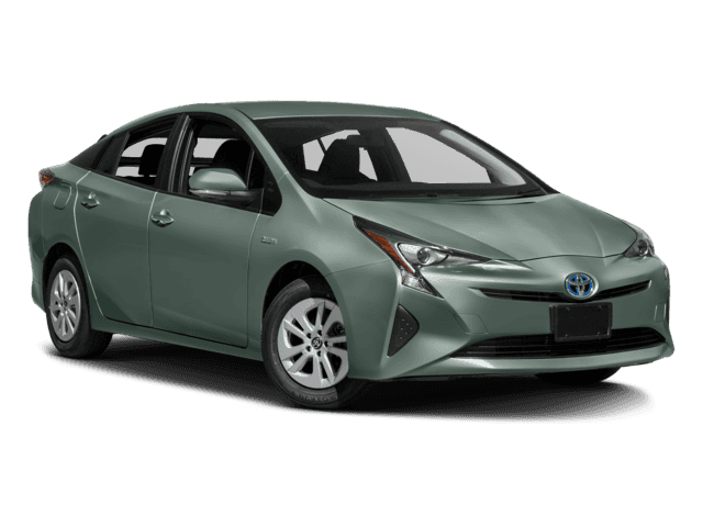 New 2017 Toyota Prius Two FWD Hatchback