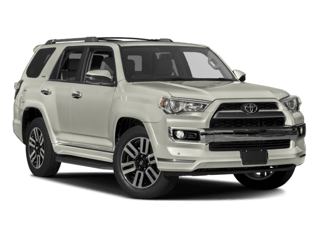 New 2016 Toyota 4Runner Limited 4WD
