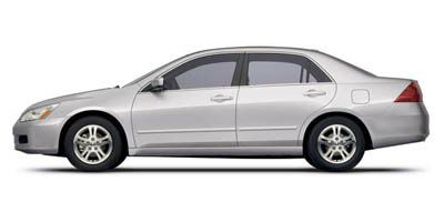 Pre-Owned 2006 Honda Accord Sdn EX-L w/o Nav