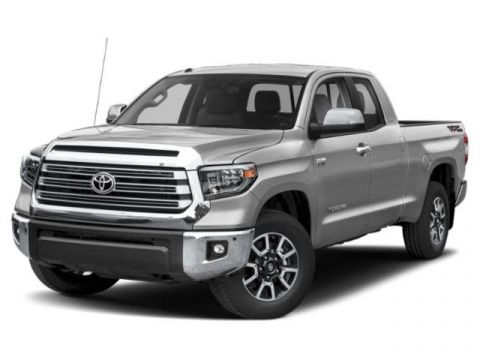 2020 Toyota Tundra 4WD Limited