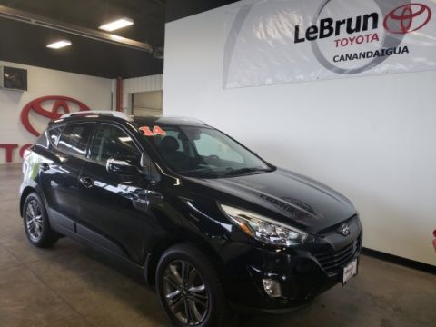 Pre-Owned 2014 Hyundai Tucson Walking Dead Edition